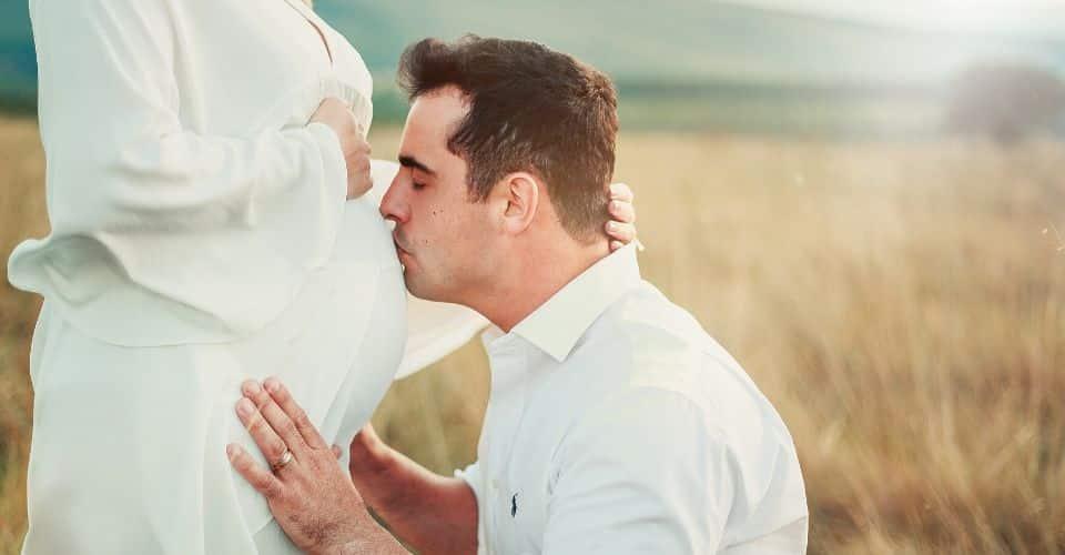 Luisterkind Geboortebegeleiding ook voor papa's