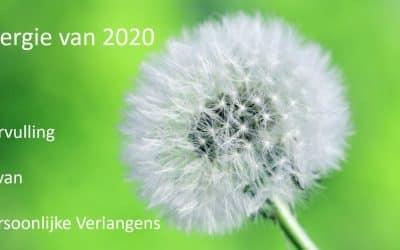 Energie van 2020